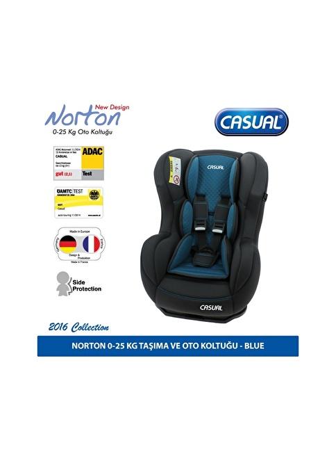 Casual Casual Norton 0-25 Kg Oto Koltuğu  Mavi